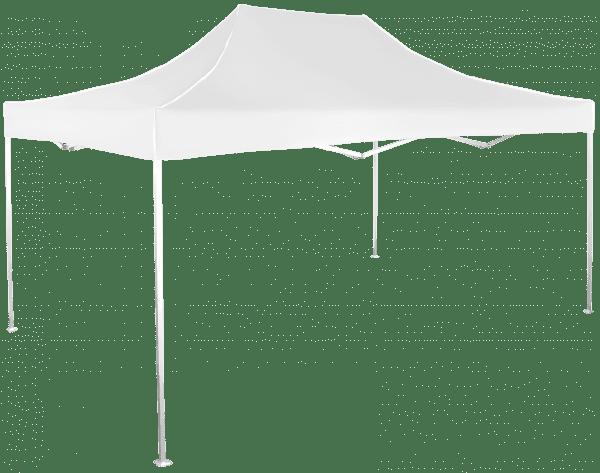 Pavilion de grădină  3x4,5m – din aluminiu