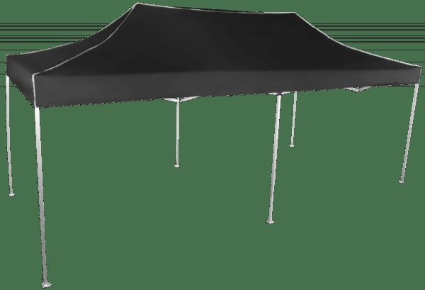 Pavilion de grădină  3x6m – din aluminiu