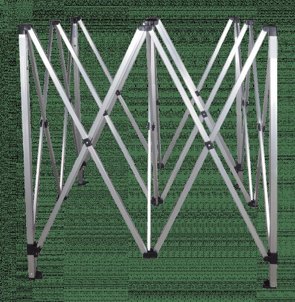 Structură din aluminiu - dimensiunea 3x3m