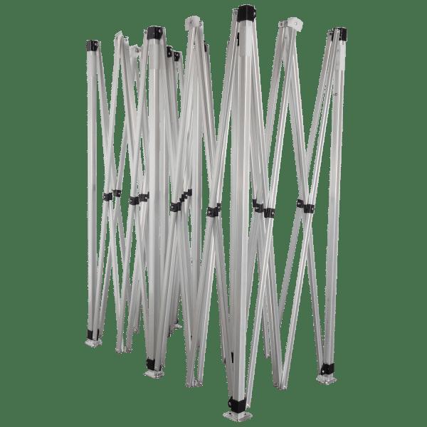 Structură din aluminiu - dimensiunea  3x6m