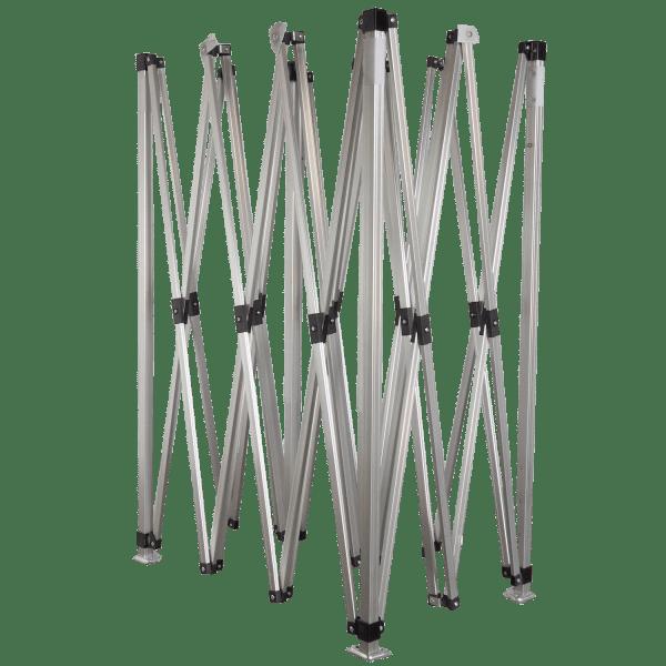 Structură din aluminiu - dimensiunea 3x4,5m