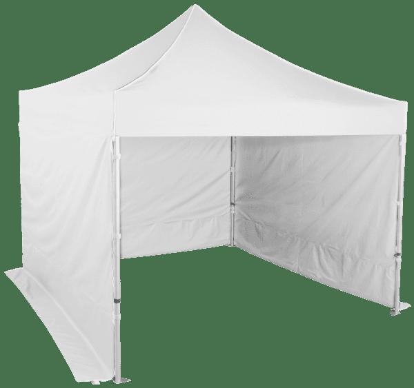 Pavilion de grădină 3x3m - din aluminiu hexagonal
